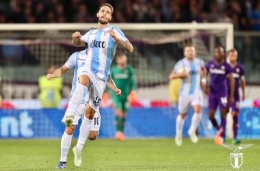 Lazio, con la Samp senza Luis Alberto | www.twitter.com (@OfficialSSLazio)