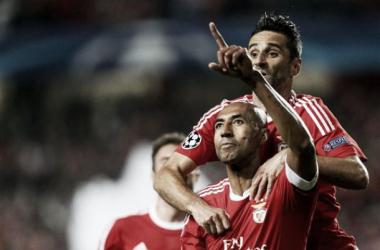 Respeito ao bicampeão Benfica