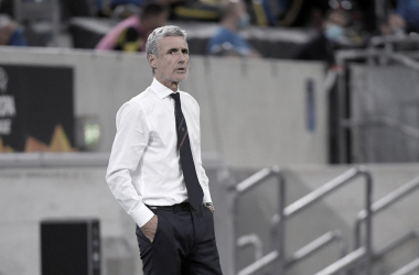 Luis Castro admite que goleada 'ficará marcada', mas destaca campanha do Shakhtar na Liga Europa