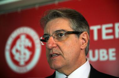 Dirigente do Inter comentou sobre participação colorada no mercado de transferências (foto: Jefferson Bernardes / Preview.com)