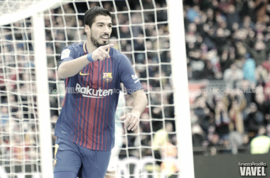 """Luis Suárez: """"Cuánto más tranquilo estoy, más incómodo me siento en el campo"""""""
