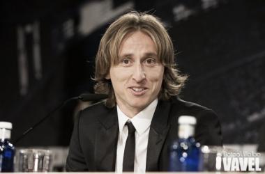 Modric, nueva posible baja para París