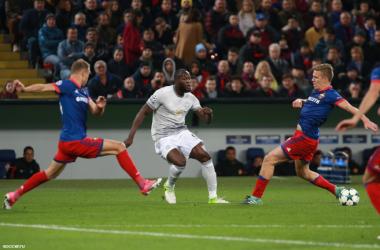 Romelu Lukaku is yet to discover his form of last season | Photo: Wikimedia