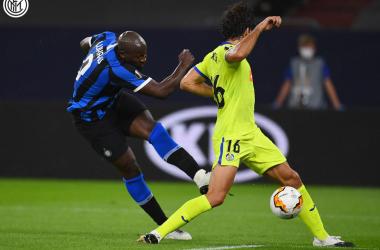 Il Getafe spreca e l'Inter ringrazia, nerazzurri ai quarti di finale (2-0)