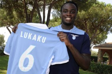 """Lazio, Lukaku: """"Sono migliorato molto. Lucas Leiva? Felice del suo arrivo, è un ottimo giocatore"""""""