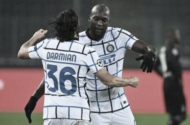 Estrela de Lukaku brilha e Inter de Milão ganha sobrevida ao vencer Gladbach naChampions