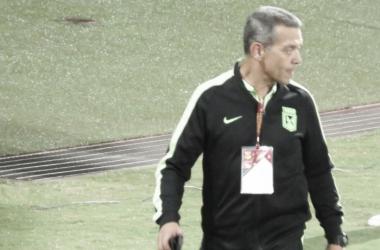 El médico 'verdolaga' se refirió sobre los lesionados de Atlético Nacional. | Foto: Atlético Nacional