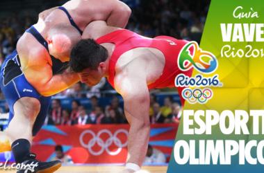 Luta Olímpica: tudo que você precisa saber para o Rio 2016
