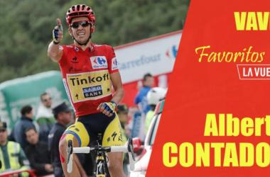 Favoritos a la Vuelta a España 2017: Alberto Contador, nace la leyenda. | Fotomontaje: Enric García (VAVEL)