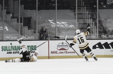 Los Penguins comienzan a resolver su tarea pendiente