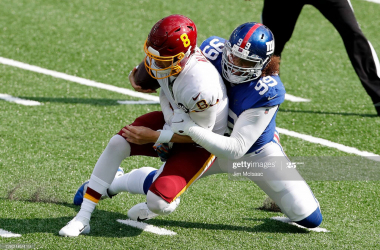 Giants' defensive improvements a sign of things to come