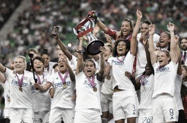 El formato de la Champions League Femenina