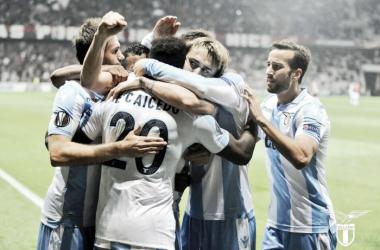 Golpe de la Lazio para encarrilar el pase a dieciseisavos