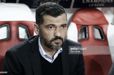 """Sérgio Conceição reage à """"polémica"""" Casillas."""