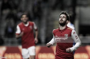 Rafa assina pelo SL Benfica.
