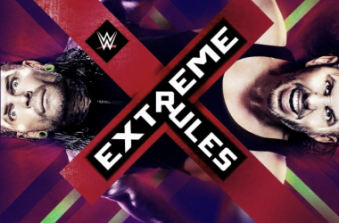 It's going to be extreme. Photo- WWE.com
