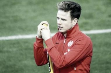 Nicolai Müller pode ficar de fora do restante da temporada