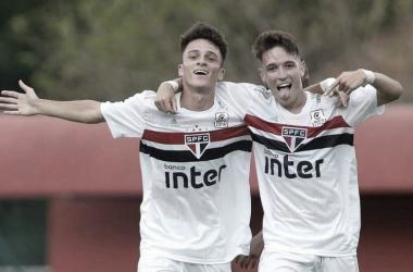São Paulo finaliza preparação para final da Copa do Brasil Sub-17 contra Fluminense
