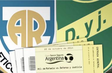 Atlético de Rafaela - Defensa y Justicia: por un lugar en la historia