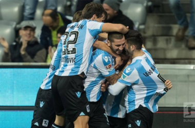 1860 Munich 6-2 Erzgebirge Aue: Sechzig romp home to get second home victory of the season