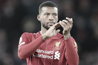 Koeman confirma interesse do Barcelona no volante Wijnaldum