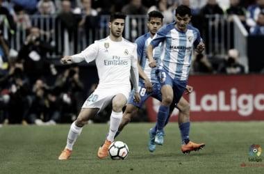 Marco Asensio. Fonte: LaLiga.es