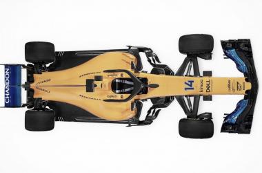 MCL33: Llega el futuro de McLaren | Foto: McLaren