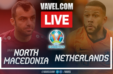 Goals and Highlights: North Macedonia 0-3 Netherlands in UEFA Euro 2021