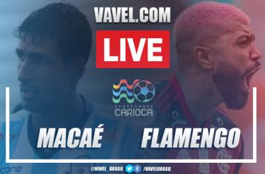 Gols e melhores momentos de Macaé 0x2 Flamengo pelo Campeonato Carioca