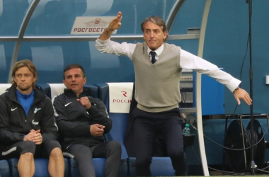"""Mancini: """"Orgoglioso di allenare la Nazionale, fa male non vedere gli Azzurri al Mondiale"""""""
