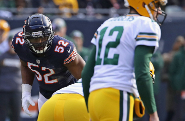 Chicago Bears at Green Bay Packers: Bears looking for win to keep faint playoff hopes alive