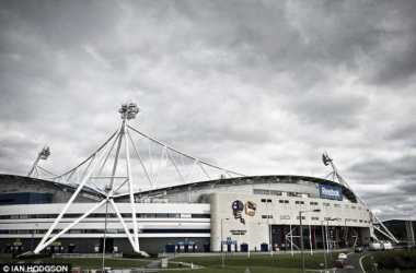 Bolton Wanderers face an uncertain financial future - image via the Daily Mail