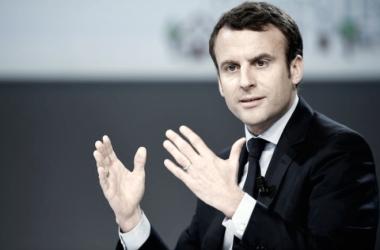 Macron presenta su plan electoral