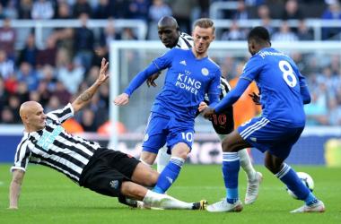 James Maddison was influential for Leicester   Photo: Premier League.