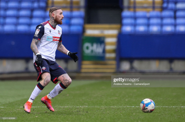 Bolton Wanderers 1-0 Stevenage: Ten men Trotters thwart Boro