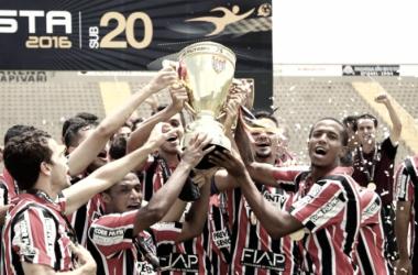 Cotia 2016: conquistas e recordes das categorias de base do São Paulo