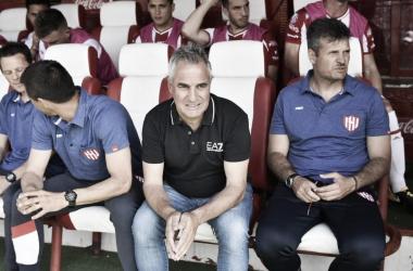 El Francés se fue feliz por el resultado obtenido. Foto: Prensa Unión.