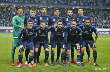 Malmö - Real Madrid: puntuaciones Real Madrid, jornada 2 UEFA Champions League