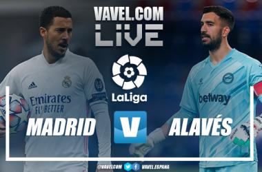 Gols e melhores momentos de Real Madrid 1 x 2 Alavés pelo Campeonato Espanhol