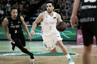Previa Real Madrid -Bilbao Basket: el aspirante contra el tapado