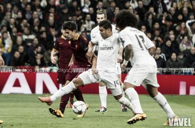 El Real Madrid vuelve a la Champions League. Imagen: Vavel.