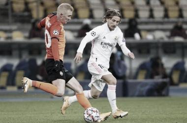 Shakhtar Donetsk vs Real Madrid en vivo y en directo online en UEFA Champions League 2021/22