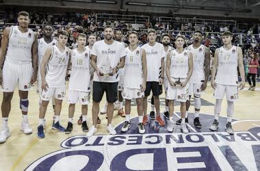 El Real Madrid conquista el Torneo de Oviedo / ACB.COM