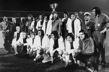 1. FC Magdeburg shocked AC Milan in the 1974 Cup Winners' Cup, remaining the only East-German club to have won a European trophy