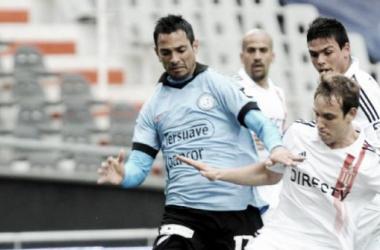 Belgrano y Estudiantes empataron 1 a 1