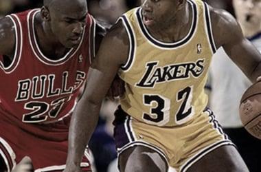 "NBA: ""Magic"" Johnson tendrá su propio ""The Last Dance"""