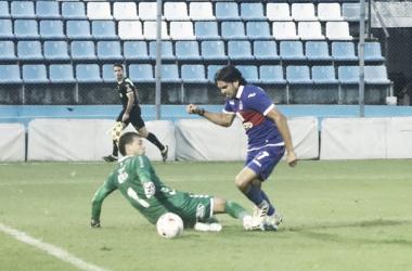 Magnín lleva 13 goles en Tigre, y contando (Foto: Prensa CAT).