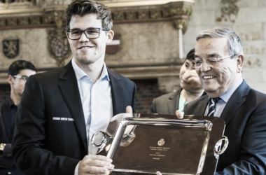 Carlsen impone su ley en el Your Next Move