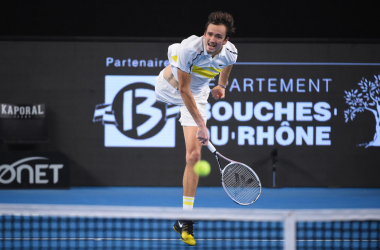 ATP Marseille Day 4 wrapup: Medvedev, Tsitsipas cruise