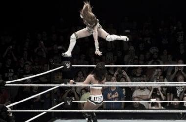 Sane impressed everyone. Photo-WWE.com